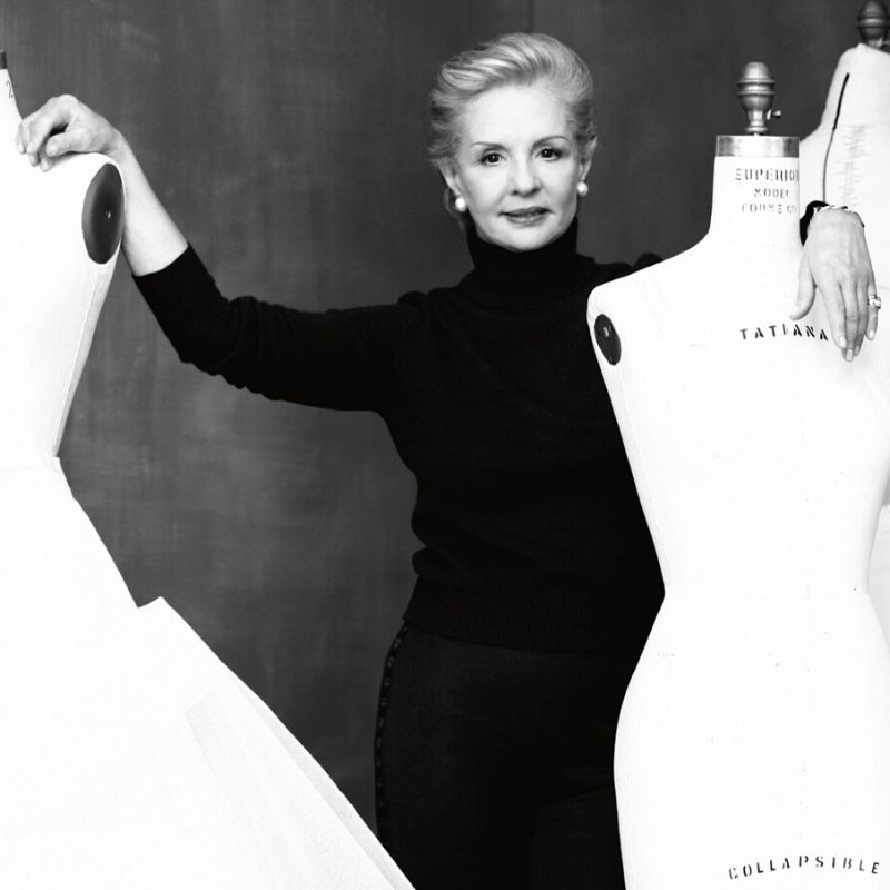 Carolina Herrera's 6 tips