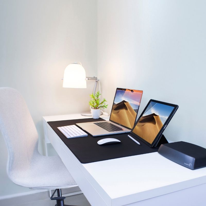 Telecommuting, how blue light affects you