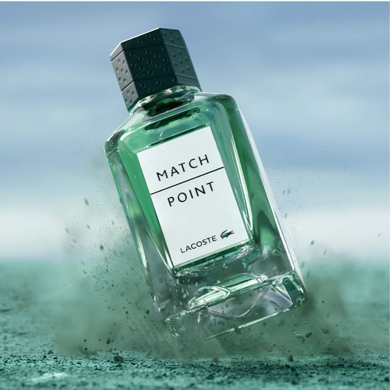 Match Point is an exciting fragrance