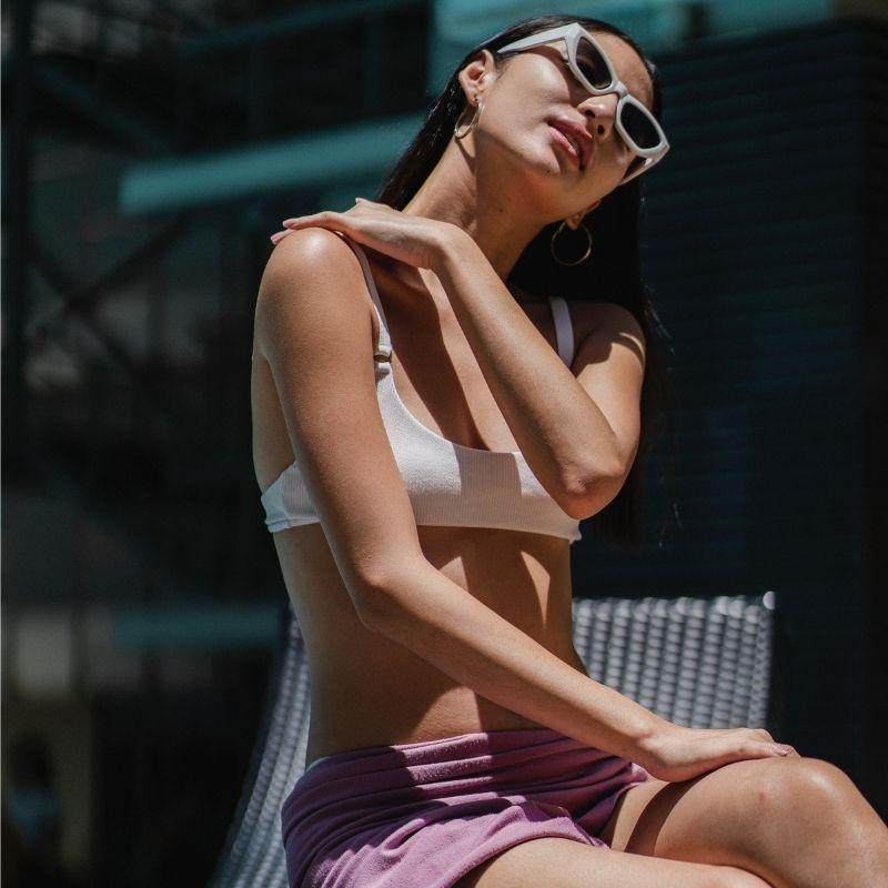 O melhor protetor solar para pele oleosa com o qual você pode se proteger do sol neste verão