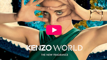 Kenzo World the new fragance