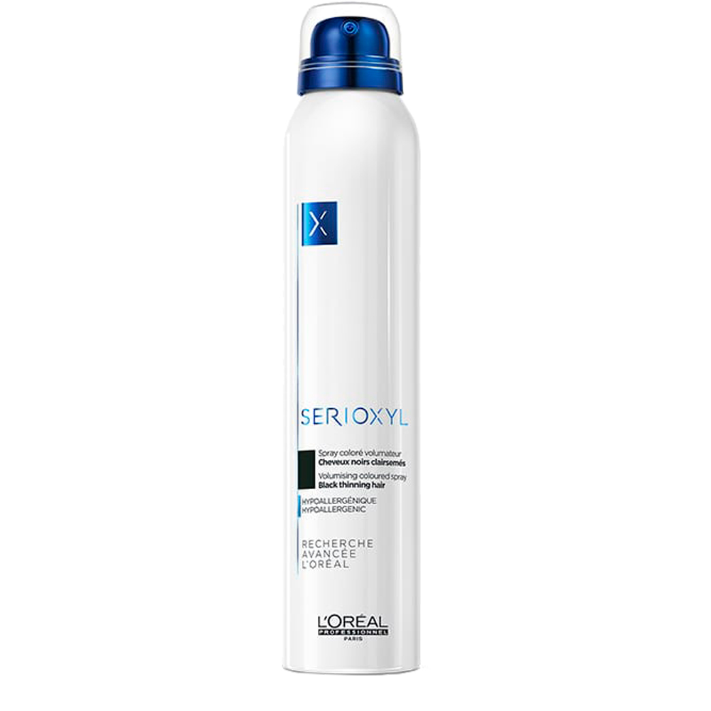 SERIOXYL volume spray color #blonde