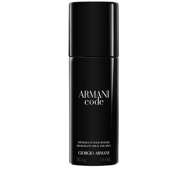 ARMANI CODE POUR HOMME deodorant spray