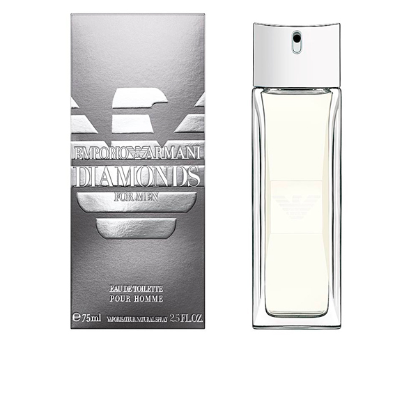 DIAMONDS FOR MEN eau de toilette spray