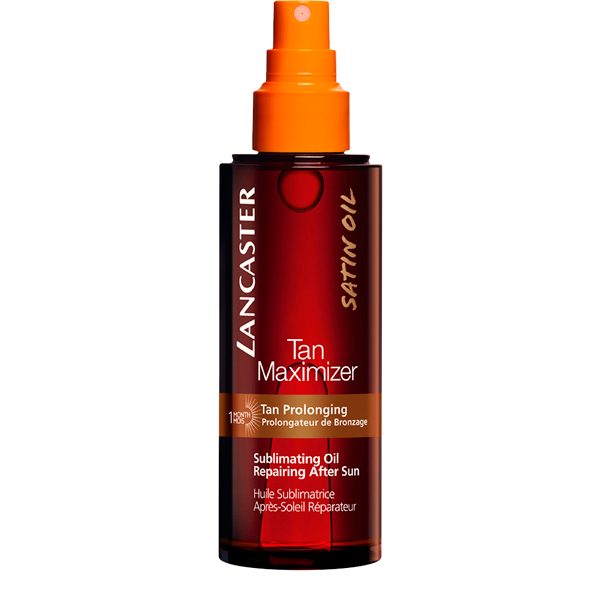 AFTER SUN tan maximizer sublimiting oil