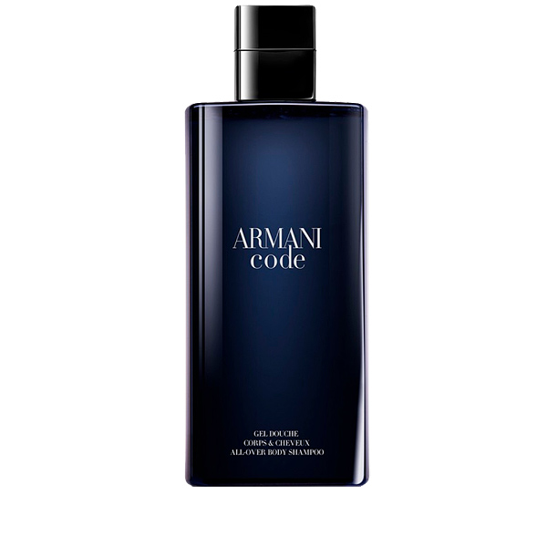 ARMANI CODE POUR HOMME all-over body shampoo