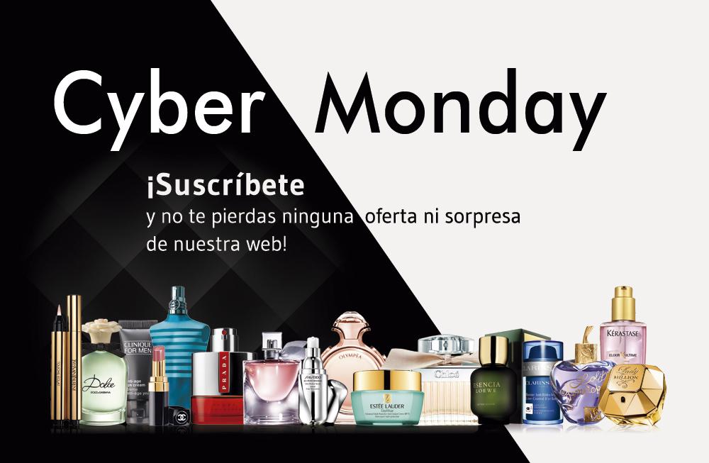 Cyber Monday - Perfume's Club