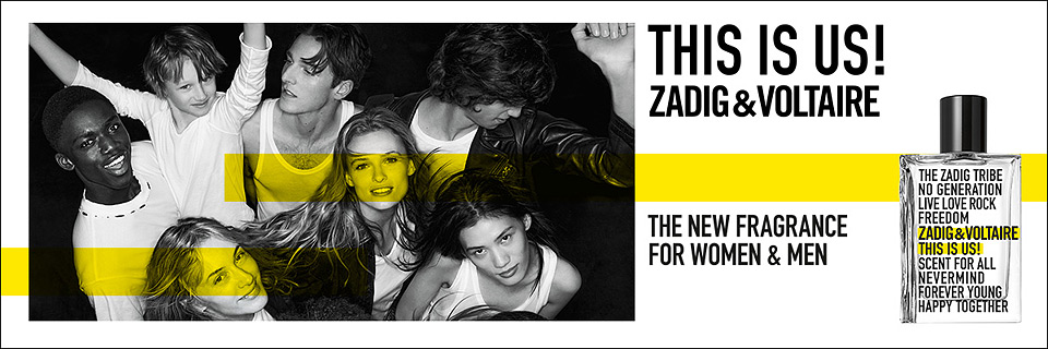 This is us! Zadig & Voltaire