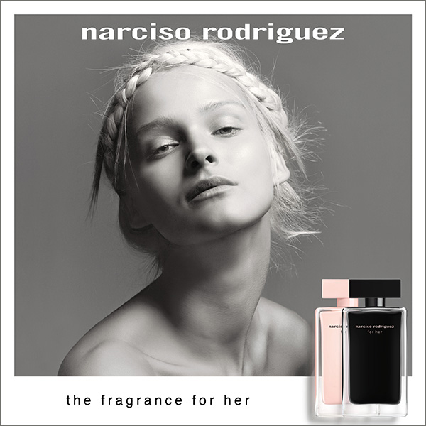 The fragance for her