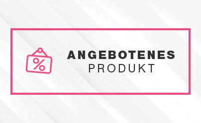 Angebotenes produkt