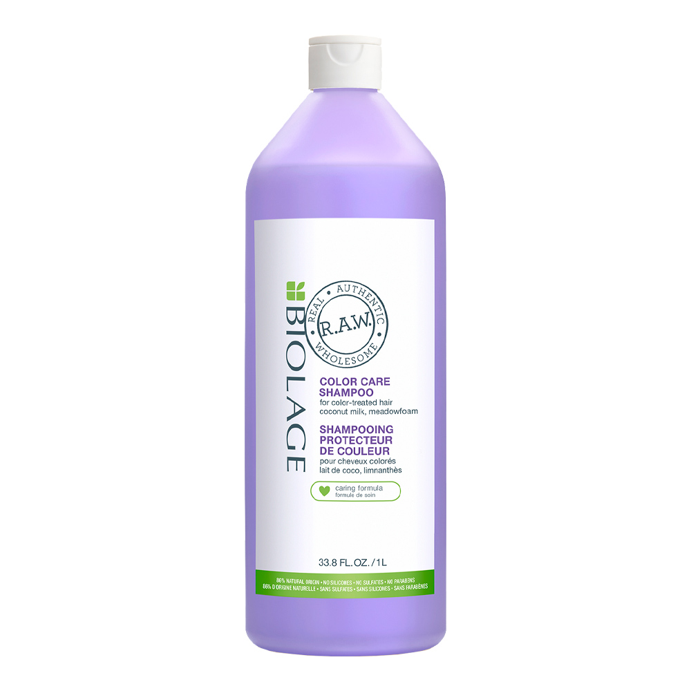 R.A.W. COLOR CARE shampoo