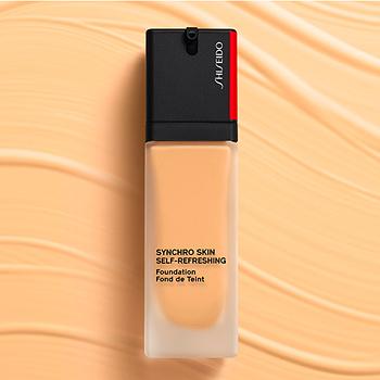 Shiseido FONDOS DE MAQUILLAJE