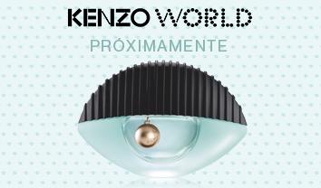 Próximamente Kenzo World